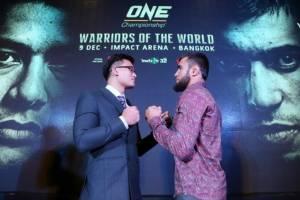 """ว่าที่แชมป์โลก """"ครูตอง-วันชิน"""" หวังปลุกกระแส MMA ในไทย"""