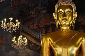 พระพุทธรูปที่งดงามอย่างประหลาด คร่าชีวิตเจ้าพระยายมราช! ทรงยิ้มและทักทายผู้มากราบไหว้!!