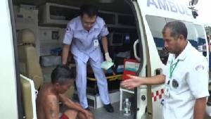 โกลาหล งานวิ่งควายชลบุรี ควายท้อง 4 เดือนตื่น เตลิดวิ่งชนคนเจ็บ 5 คน