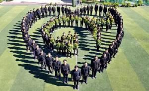 ซี.พี.เวียดนาม รวมใจภักดิ์ปลูกดาวเรือง น้อมรำลึกถึงพ่อหลวงร.9