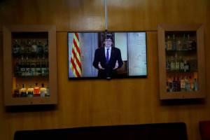 ผู้นำแคว้นคาตาลุญญาตอบโต้กษัตริย์สเปน ชี้'ทรงเพิกเฉยเสียงประชาชน'