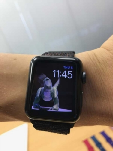 Apple Watch Series 3 เร็วกว่าเดิม 70%