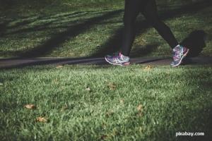 เดิน 10,000 ก้าว พิชิตเบาหวาน