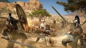 """ชีวิตดี๊ดี! """"Assassin's Creed Origins"""" ยันมีระดับความยากให้เลือกปรับ"""