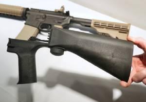 """กลุ่มล็อบบี้ยิสต์ปืนสหรัฐฯ หนุนคุมเข้ม  """"บัมพ์สต็อก"""" ที่ช่วยให้มือปืนลาสเวกัสยิงรัวได้เหมือน """"ปืนกล"""""""