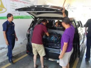 ด่านศุลกากรเบตงคุมเข้มแนวชายแดน ป้องกันบุหรี่นอกและยาเสพติดลอบเข้าไทย