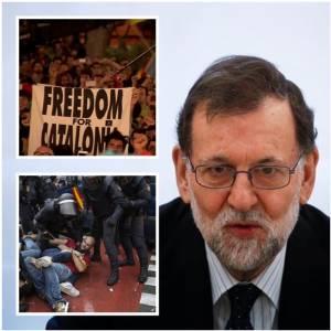 """InClip: นายกฯสเปนขู่ """"ยึดอำนาจปกครองตนเองจากรัฐบาลกาตาลุญญา"""" ปัดไม่เจรจา ชี้เป็นวิกฤตของทั้งยุโรป"""