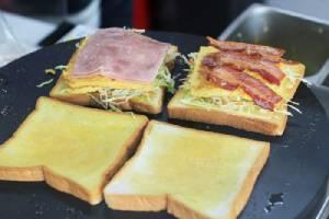 """""""Bingo Toast&Juice"""" โทสต์สดใหม่ อร่อยสไตล์เกาหลี"""