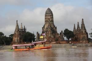 สถานการณ์น้ำเมืองกรุงเก่า-อช.เอราวัณ จ.กาญจนบุรี ยังน่าเป็นห่วง