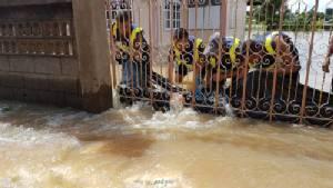 สถานการณ์น้ำ  3 จว.ภาคกลางวิกฤต หลังเขื่อนเจ้าพระยา เพิ่มการระบายน้ำจากช่วงเช้า