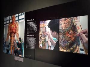 """งดงามในความเศร้า นิทรรศการ """"ศาสตรา สถาปัตย์ ไทย: พระเมรุมาศ จุดเชื่อมจักรวาลและการออกแบบ"""" รวมสุดยอดงานศิลป์ไทย"""