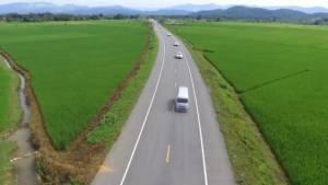 คึกคักทันตา..คาราวานรถเจ้อเจียง สป.จีน ลุยผ่าน R3a ทัวร์ทั่วไทย-กัมพูชา