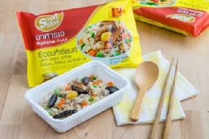 อร่อยได้บุญกับอาหารเจ  Smart meal  by CPF