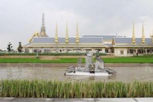 สมเด็จพระเทพฯเปิดนิทรรศการพระเมรุมาศ2พ.ย.