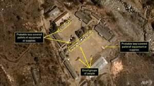 In Clip :ระทึก!! เกิดแผ่นดินไหวความแรง 2.9 ใกล้ สถานีทดสอบนิวเคลียร์เกาหลีเหนือพุงกเยรี เช้ามืดวันนี้