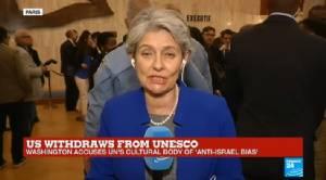 "In Clip:ข่าวใหญ่!!!สหรัฐฯลาออกจาก ""ยูเนสโก"" แล้ว  อ้างไม่เป็นกลางกับยิว กระทบเงินช่วยมรดกโลกเห็นๆ"