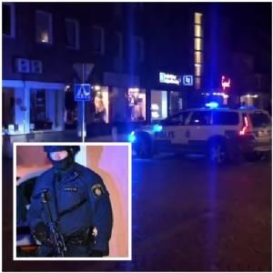 In Clip:ด่วน!! เกิดเหตุกราดยิงกลางตลาดสวีเดน มีผู้บาดเจ็บหลายคน
