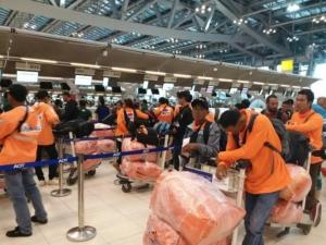 แรงงานไทยในต่างแดนส่งเงินกลับประเทศรวม 9.4 หมื่นล้านบาท