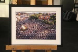 """เซ็นทรัลพลาซาขอนแก่น จัดนิทรรศการ """"ภาพถ่ายเพื่อพ่อหลวง จารึกไว้บนแผ่นดินขอนแก่น"""""""