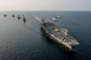 เกาหลีใต้-สหรัฐฯ เริ่มซ้อมรบร่วมทางทะเล รับมือภัยคุกคามจากโสมแดง