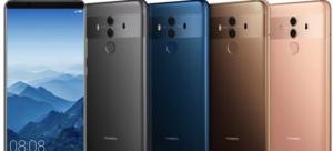 Huawei คลอด Mate 10 จอใหญ่-ขอบบาง-มีฮาร์ดแวร์ AI