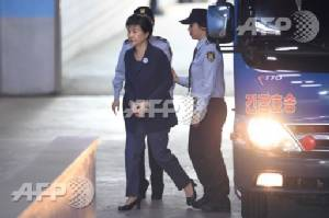 Ex-S. Korean spy official held for political interference