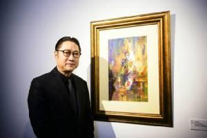 """นิทรรศการ  เพราะ """"พ่อ"""" รวมศิลปะ 12 ศิลปิน ที่ได้แรงบันดาลใจจากในหลวงรัชกาลที่ 9"""