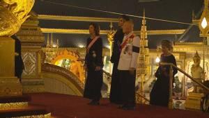 พระประมุข ประมุข และราชวงศ์ต่างประเทศ เสด็จฯ ร่วมถวายพระเพลิงพระบรมศพ