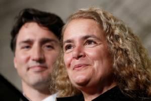 """ภารกิจอวกาศของ """"ฌูว์ลี ปาแย็ต"""" ผู้สำเร็จราชการแทนพระองค์ฯ แคนาดา"""