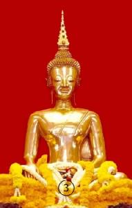 ลาวอวดพระพุทธรูปทองคำแท้หนักกว่า 9 กก. สมโภช 450 ปีกรุงเวียงจันทน์-บูรณะพระธาตุหลวง