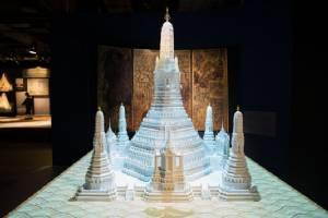 """""""ศาสตรา สถาปัตย์ ไทย: พระเมรุมาศ จุดเชื่อมจักรวาลและการออกแบบ"""""""