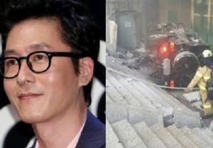 """แพทย์ชี้ """"คิมจูฮยอก"""" หัวใจวายก่อนรถคว่ำตำรวจเผยกล้องวงจรปิดหน้ารถสามารถจับภาพเหตุการณ์ไว้ได้"""