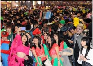 ปล่อยผีทั่วญี่ปุ่น ฉลองเทศกาลฮาโลวีน (ชมภาพชุด)