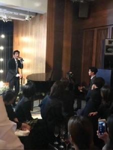 """เก็บตกอาฟเตอร์ปาร์ตีงานแต่ง """"ซงจุงกิ – ซองฮเยคโย"""" เพื่อนบ่าวสาวแดนซ์กระจายด้าน """"จางจื้อยื่อ"""" บอกงานสุดเรียบง่ายแต่อบอุ่น"""