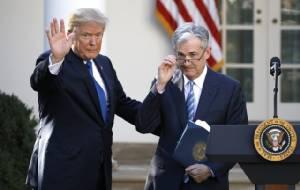 """ตามคาด """"ทรัมป์"""" แถลงเสนอชื่อ """"พาวเวลล์"""" เป็นประธานธนาคารกลางสหรัฐฯ คนใหม่"""