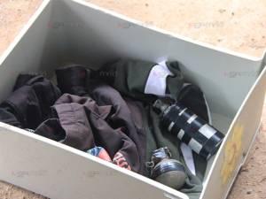 ตำรวจพัทลุงบุกล้อมบ้านต้องสงสัย ตรวจพบลูกระเบิด และแก๊สน้ำตาอย่างละลูก