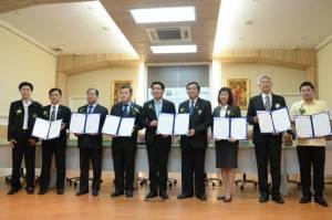 7 องค์กรหลักใช้เทคโนโลยีภูมิสารสนเทศพัฒนาการเกษตรเชิงพื้นที่