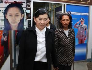 ฆ่าฝังดินอำพรางศพ 5 ปี สาวใช้วัย 16 พยานซัดนายจ้างอดีตนางงามใช้กระป๋องสเปรย์ฟาดหน้าดับ