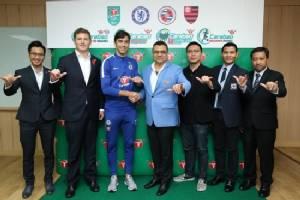 """""""คาราบาว"""" ผุดโปรเจกต์ยักษ์ """"Carabao Football Platform"""" สร้างแพลทฟอร์มกีฬา ดันสู่แบรนด์ระดับโลก"""