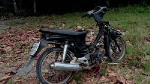 ตำรวจเมืองจันท์ปิดล้อมคนร้ายลักรถจักรยานยนต์นาน 5 ชม.ยังไม่ได้ตัว
