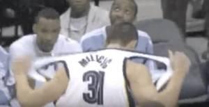 """อย่าจับผิดแค่ """"ไนกี้"""" ย้อนรอยเหตุเสื้อขาด ยุค """"อาดิดาส"""" ครอง NBA"""