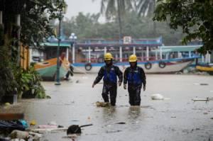 ไต้ฝุ่นดอมเรยยังมีฤทธิ์ทำยอดดับในเวียดนามขยับเป็น 91 สูญหายอีก 23