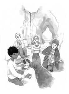"""ย้อนวัยนักอ่านด้วย """"วรรณกรรมเยาวชนชุดห้าสหายผจญภัย"""""""