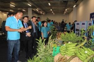 ระยองเปิดบ้านเกษตรกรรุ่นใหม่ Young Smart Farmer
