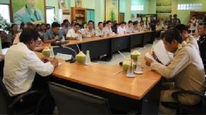 รมว.เกษตรฯ เยี่ยมโครงการเกษตรแปลงใหญ่เมืองราชบุรี