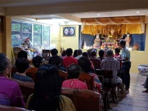 นทท.ชาวไทยและต่างชาติยังแห่เช่าหลวงพ่อทวดหลังเตารีด รุ่นแรก แต่ถูกจองหมดแล้ว