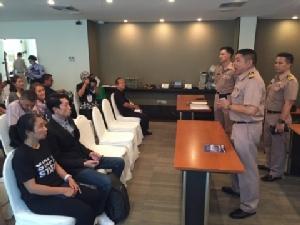 ทหารเรือสร้างความเข้าใจนักข่าวร่วมปฏิบัติงานสวนสนามทางเรือนานาชาติ