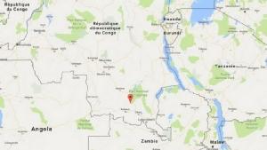 รถไฟตกรางเปลวเพลิงลุกท่วมในคองโก ไฟคลอกผู้โดยสารดับสยองราว 30 ศพ