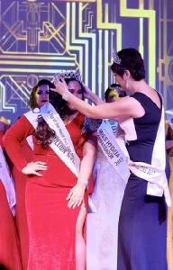 """ฮือฮา """"ฟิว"""" สาวอ้วนไทย สวยติดอันดับโลก คว้าอันดับ 4 Miss Top of The World Plus size 2017 ที่สิงคโปร์"""