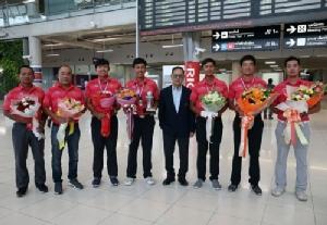 สวิงทีมชาติชุดประวัติศาสตร์แชมป์โนมูระถึงไทย